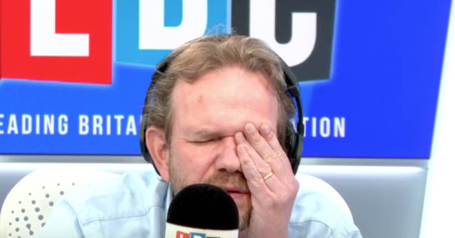 James O'Brien heard this heartbreaking story from Dave
