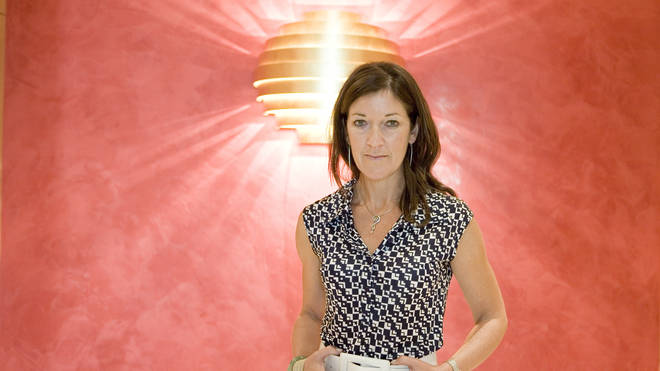 Victoria Hislop has spoken for the first time of her mother's death during Covid-19