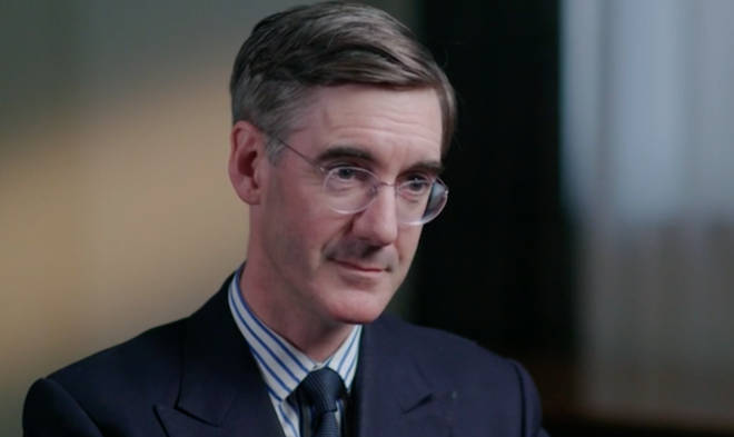 "Jacob Rees-Mogg branded Theresa May&squot;s Brexit plan as the ""Dirty Harry"" option"