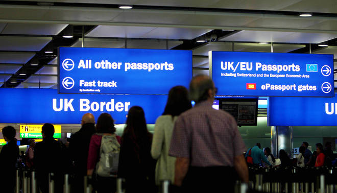The Home Secretary has announced the new immigration rules
