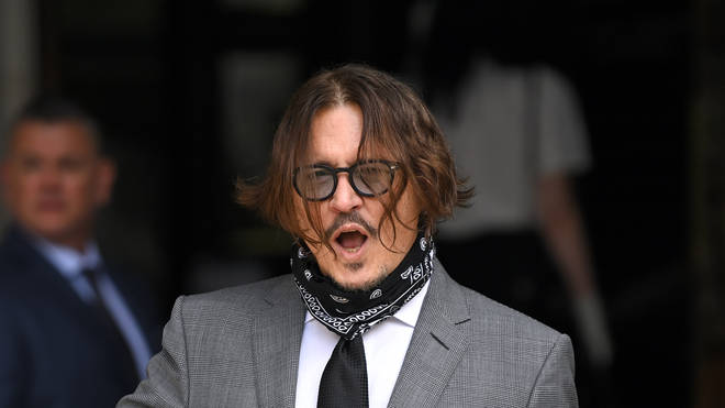 "Mr Deuters said that the day after the flight, Mr Depp asked him to ""mollify"" Ms Heard"