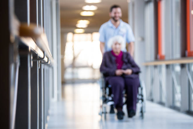 The social care sector has been shown to not be up to scratch, Ms McAnea said