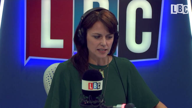 Bev on LBC today