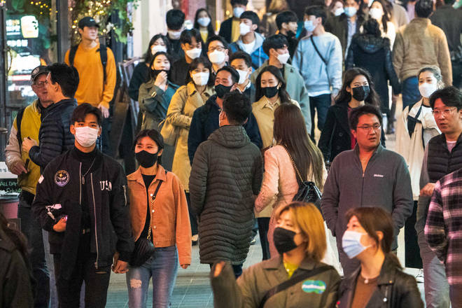 South Korea has been a world leader in repressing coronavirus