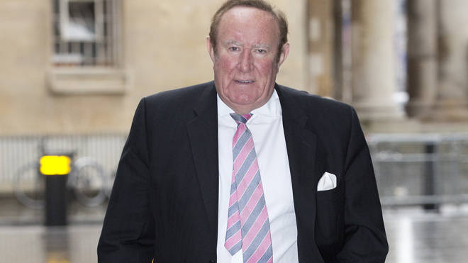 Andrew Neil's political discussion show has been axed