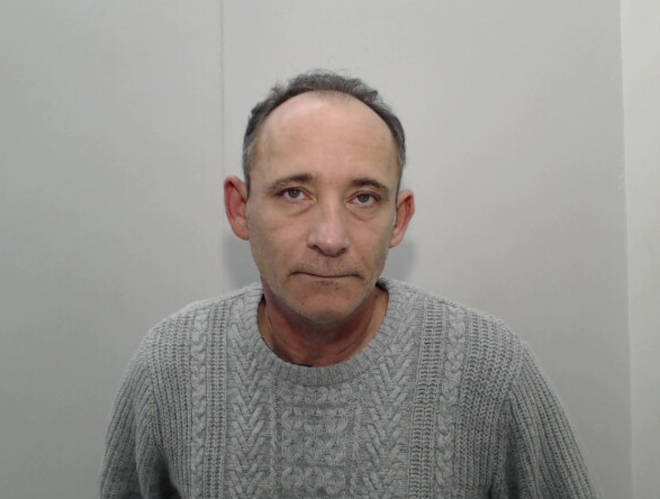Jason Bursk, 51, has been jailed for 15 years for the attacks