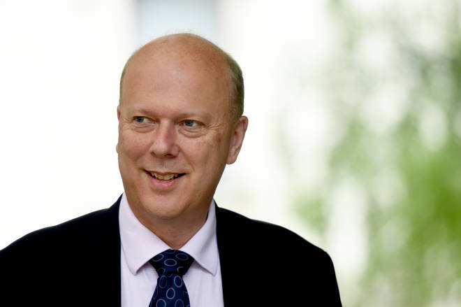 Chris Grayling missed out on the job