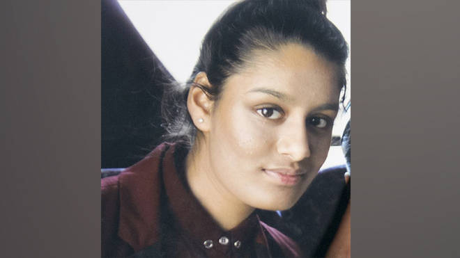 Shamima Begum fled London in 2015 to join the Islamic State in Syria