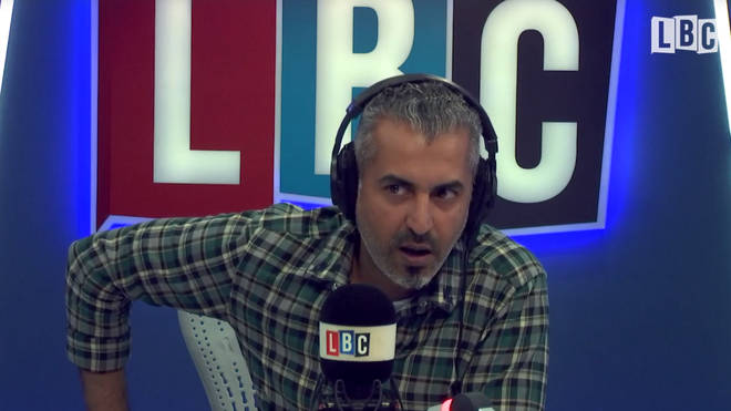 Maajid Nawaz said we have a duty to protect inmates as well as wardens