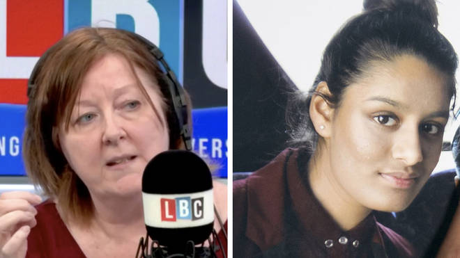 The Begum family lawyer tells Shelagh Fogarty if she does return she may be put under a style of house arrest