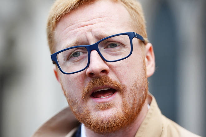Lloyd Russell-Moyle has stepped down