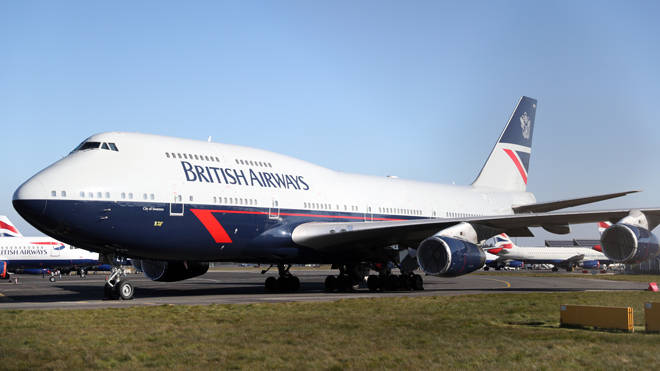 British Airways has retired its fleet of iconic 747 aircraft