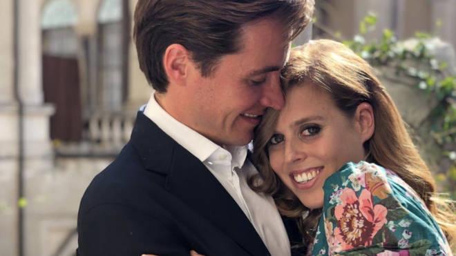 Princess Beatrice got engaged to property tycoon Edoardo Mapelli Mozzi last year