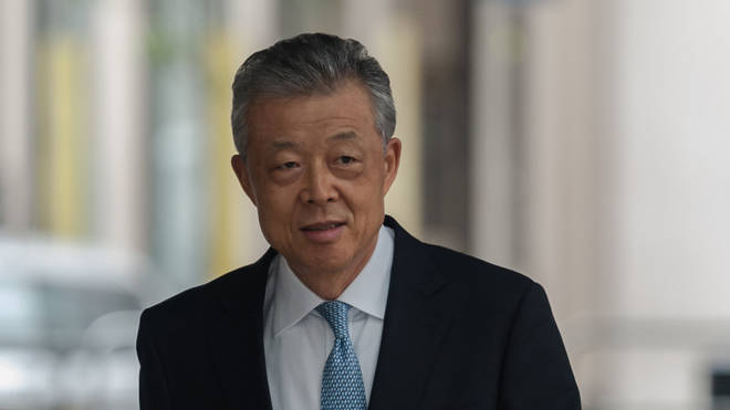 Liu Xiaoming said Beijing was still evaluating its response to the Huawei ruling