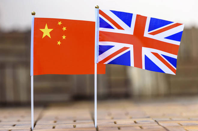 The foreign secretary is expected to set out further measures in response to a new security law China's imposed on Hong Kong