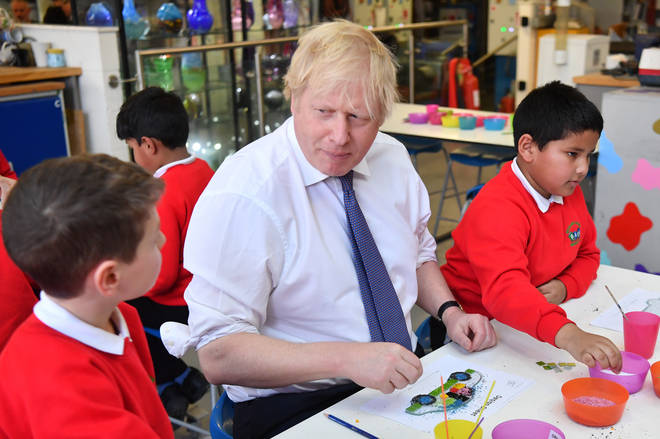 "The Prime Minister said the funding will help children ""catch up"""