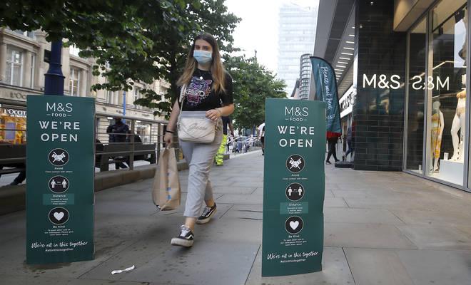 The retailer has suffered during the coronavirus pandemic