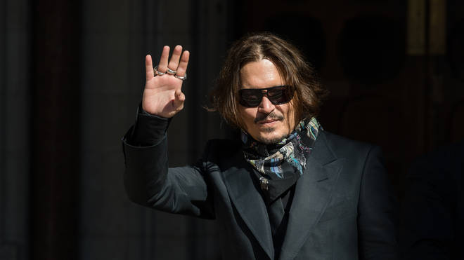 Mr Depp denies all allegations of abuse