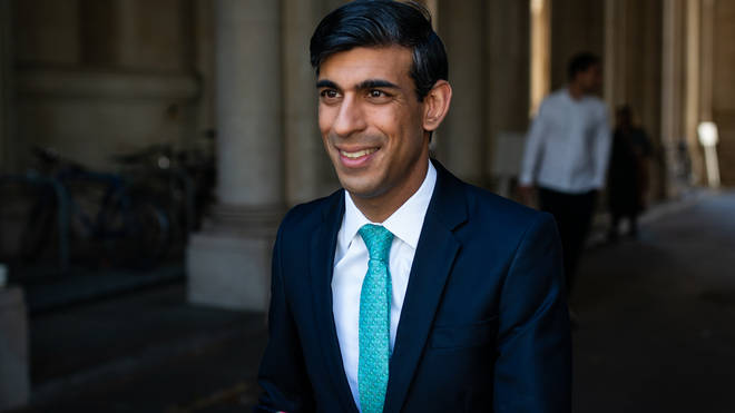 Rishi Sunak has announce frontline workers will be given a pay rise
