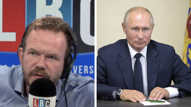 Russia Report author Dominic Grieve tells James O'Brien Russian groups in the UK have deep links with Putin's regime