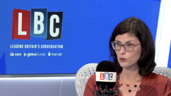 Layla Moran was speaking with LBC's Iain Dale