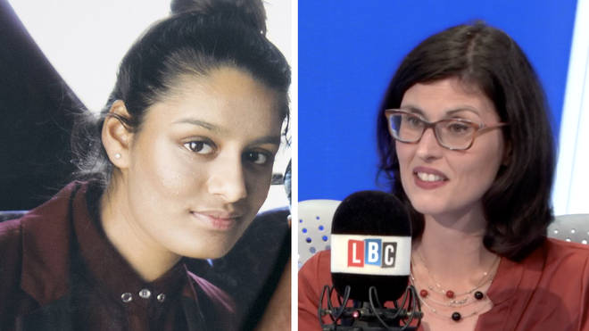 Layla Moran said Shamima Begum needs to come back to the UK to face justice