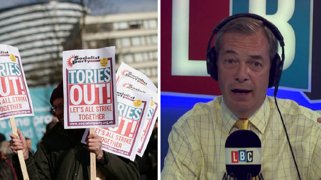 Nigel Farage Day of Rage