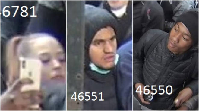 Anyone with information can contact the investigation team on 020 8246 9386