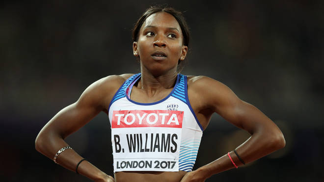 Ms Williams, a Team GB sprinter, accused the Met of racial profiling