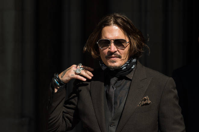 Mr Depp launched legal action against The Sun publisher News Group Newspapers and its executive editor Dan Wootton