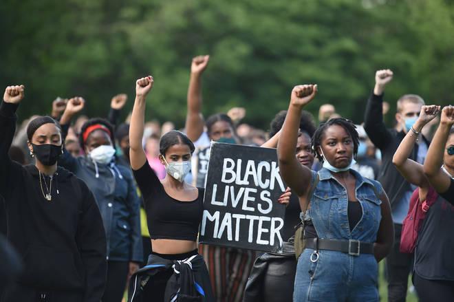 The death of George Floyd sparked global Black Lives Matter protests