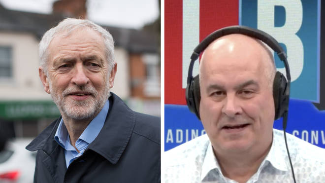 "John Ware told Iain Dale that he is ""considering"" taking the former Labour leader to court"
