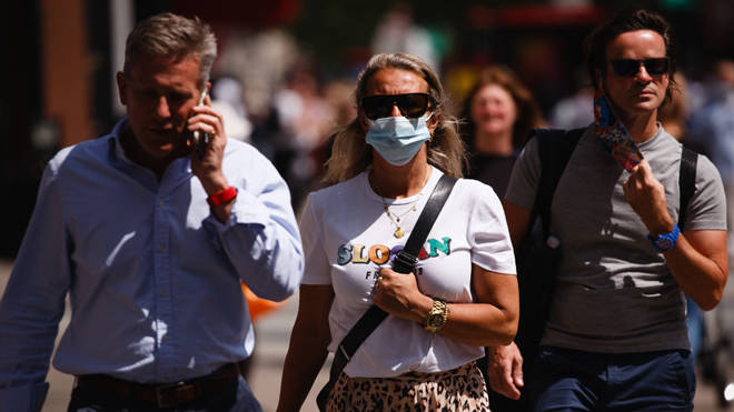 Ministers have caused confusion with mixed messages on face mask use