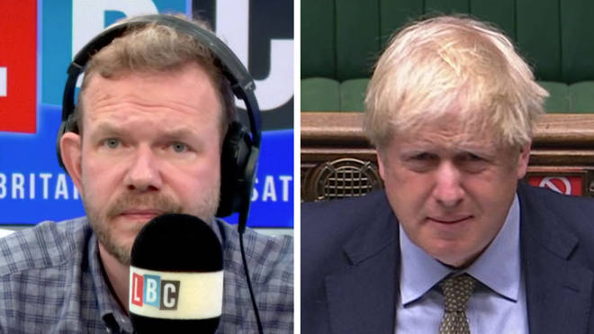 James O'Brien explained the hold-up in the Brexit talks