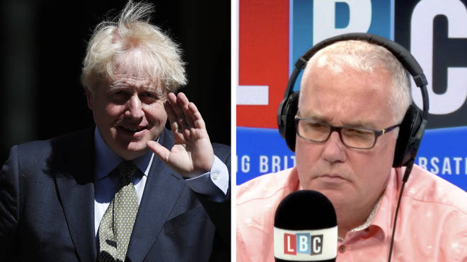 "Journalist gives damning overview of Boris Johnson&squot;s ""hopeless"" first year as PM"