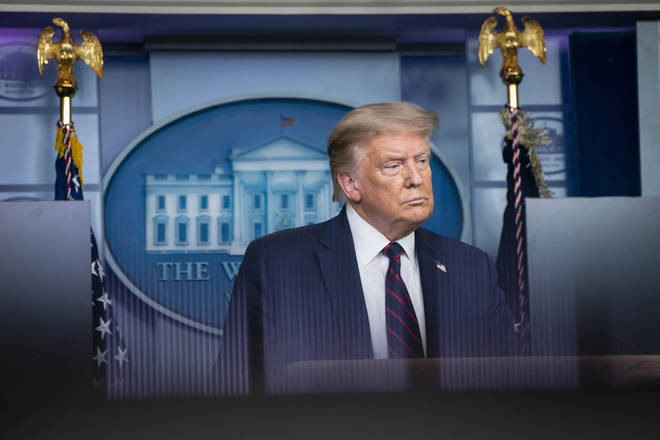 US President Donald Trump this week admitted it was going to worse before getting better in the USA