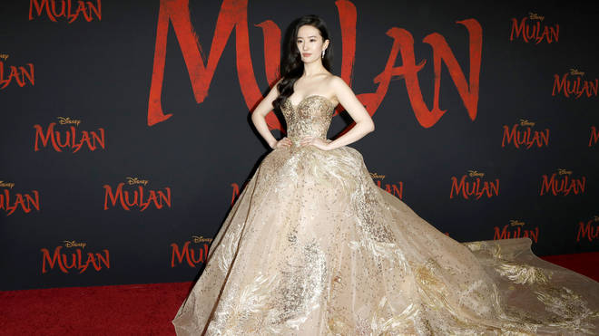 Mulan, which stars Lui Yifei (pictured) in the lead role, has now been postponed indefinitely.