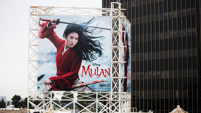 Disney's Mulan has been postponed indefinitely