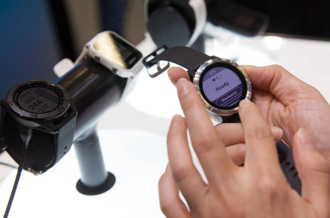 The smartwatch maker has been hit by a ransomware attack