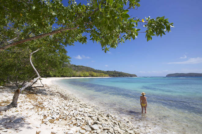 St Vincent and the Grenadines is now on the list