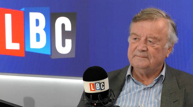 Ken Clarke didn't hold back when describing his Conservative colleagues