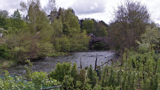 Cumbria Police were called at around 5.30am on Friday to a report of a body found in the River Caldew