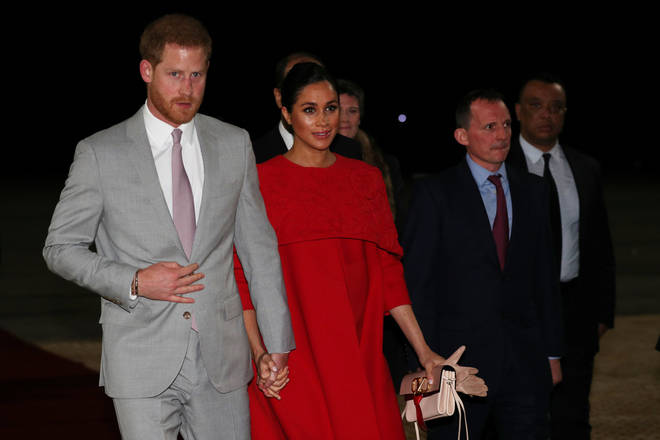 Meghan and Harry say they were 'not consulted' over the book