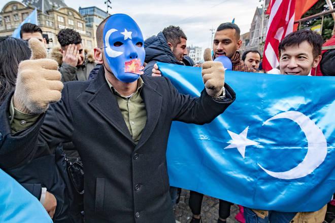 Professor Hamilton said that western silence on Uighur atrocities is a great shame on nations
