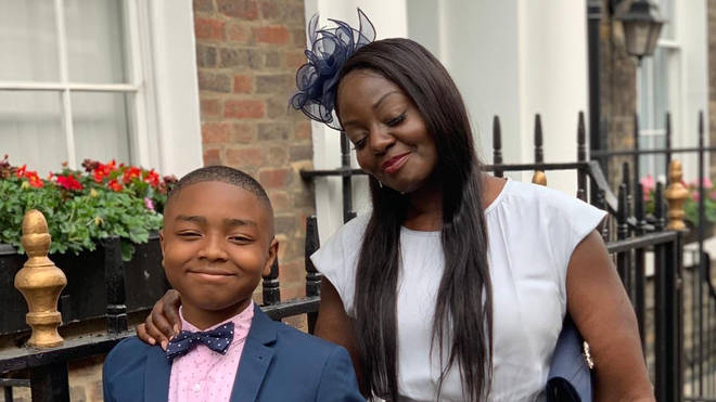 """Ms Agyepong said her son had """"undoubtedly"""" been racially profiled"""