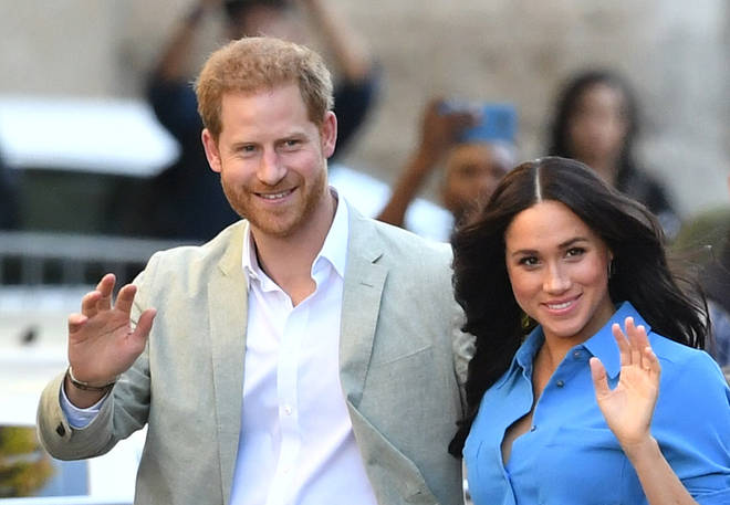 It's claimed Prince Harry and Meghan were 'immediately obsessed with each other' after their first date.
