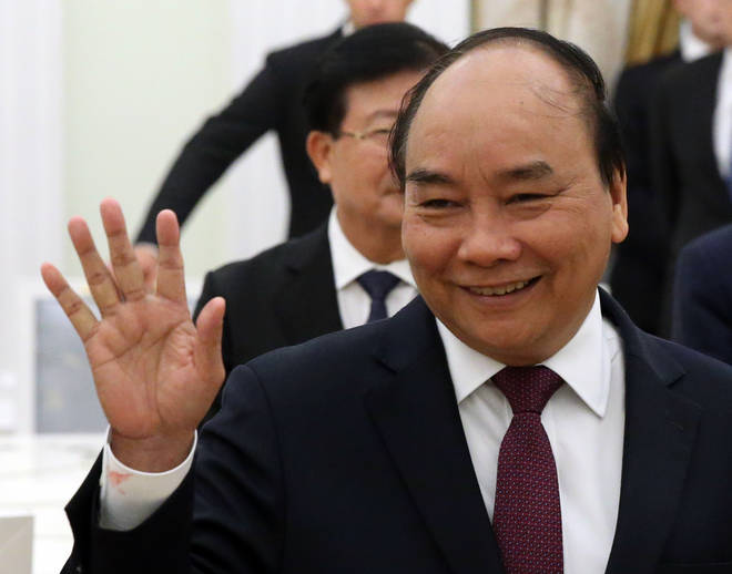 Vietnamese Prime Minister Nguyen Xuan Phuc said 'decisive' measures are needed