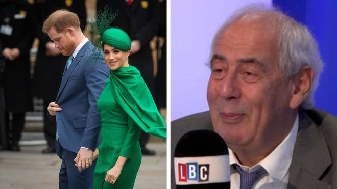 Tom Bower was ruthless in his description of Harry and Meghan