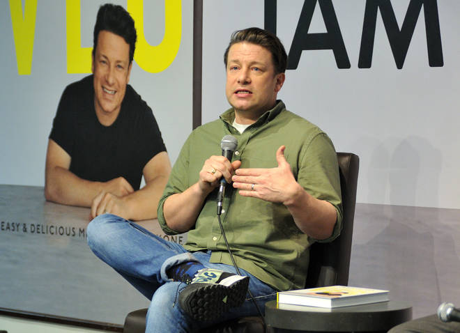 Jamie Oliver welcomed the news the government will take action on obesity