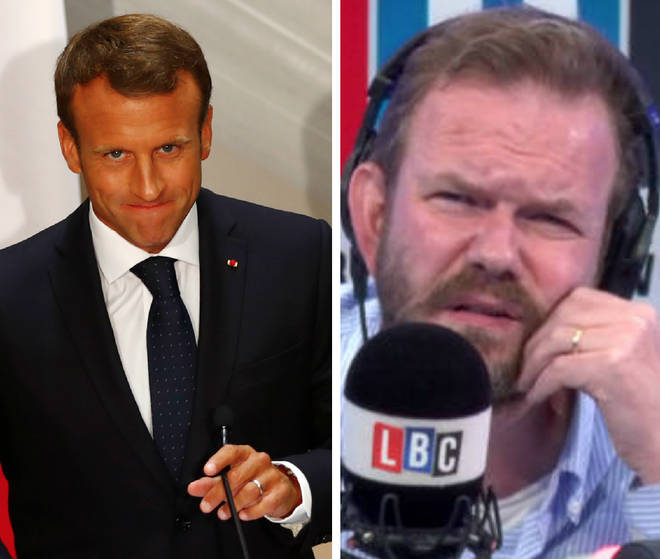 Macron O'Brien